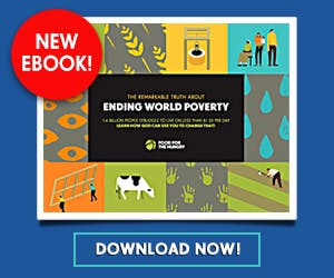 Ending Poverty eBook Cover