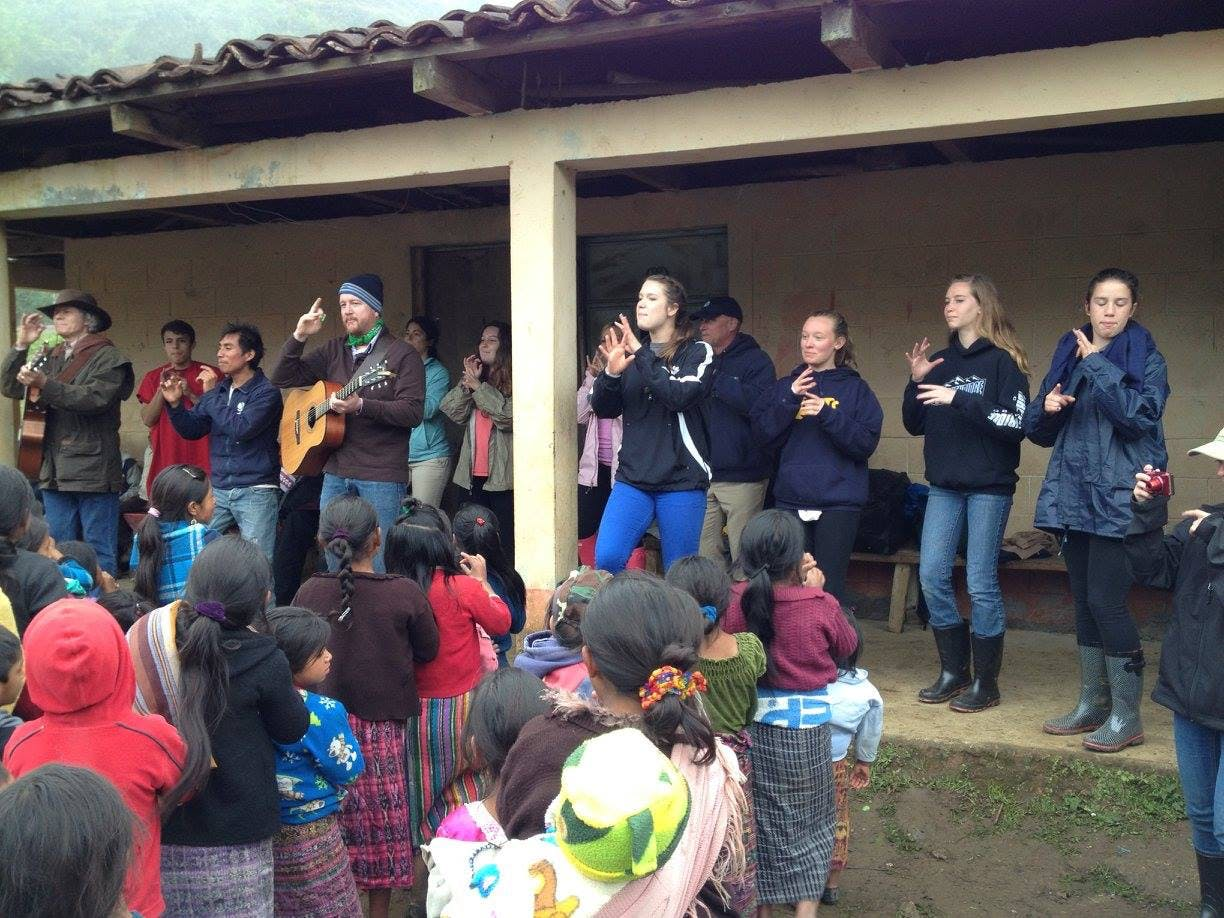 Church members have discovered that the relationships built with a Guatemalan community have been the most rewarding part of their missions experience.