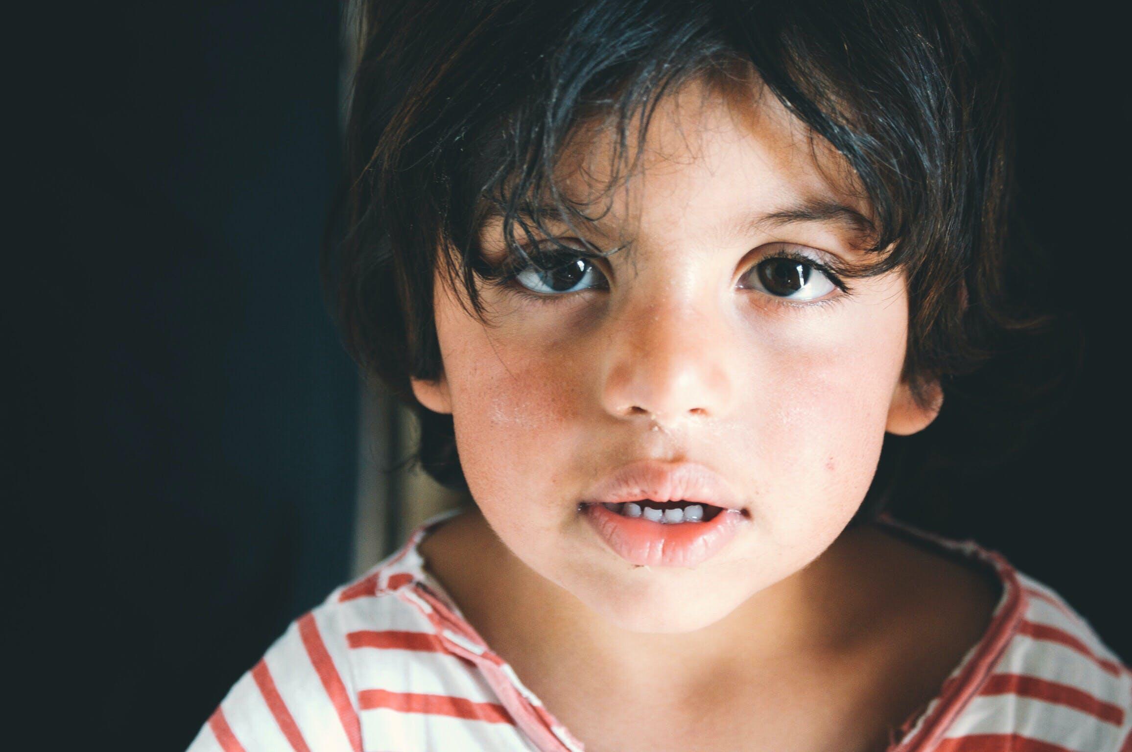 Rasmia's daughter Nour was born in their home in Lebanon.