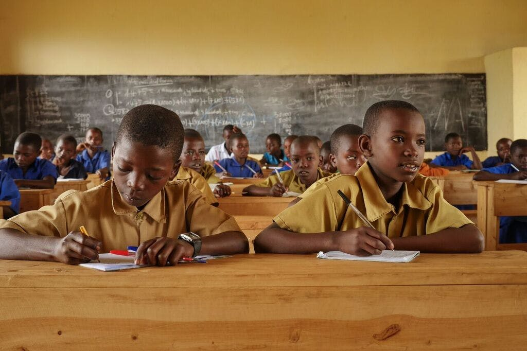 Education is one of the biggest tools in ending extreme poverty.
