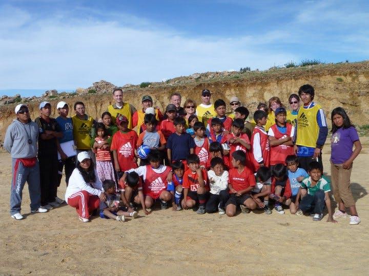 Children of Sucre