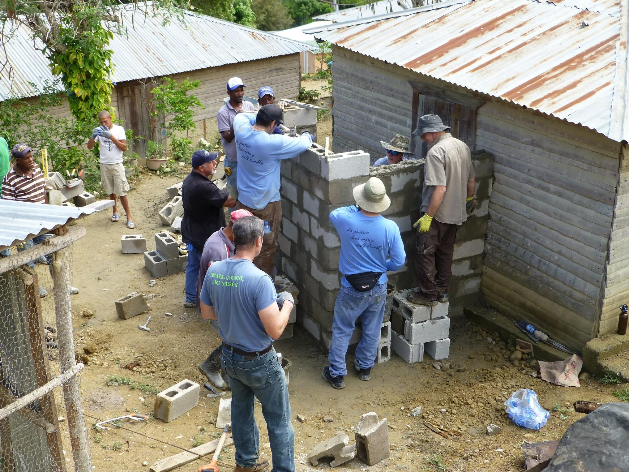 Working toward transformation in the Dominican Republic