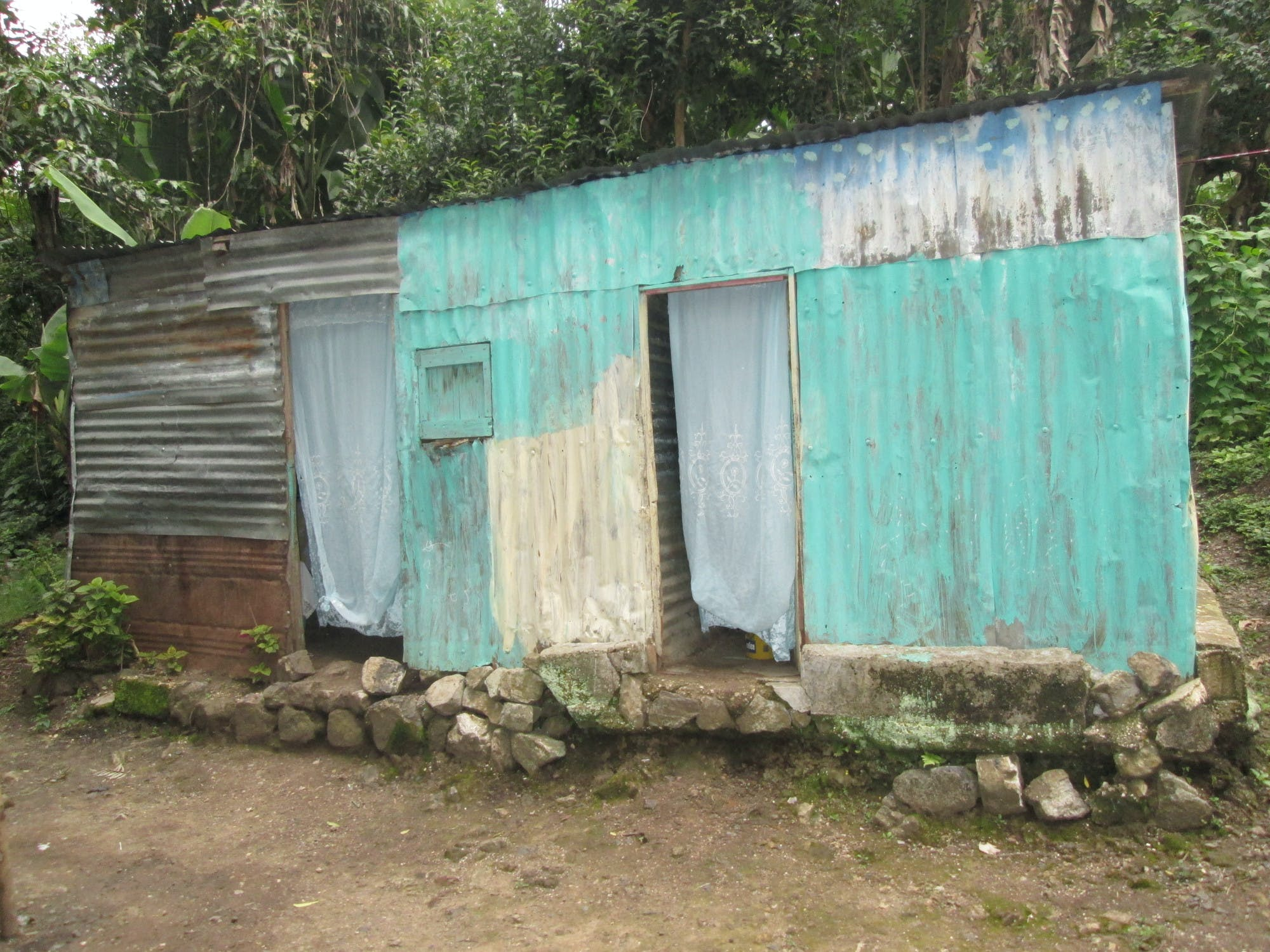 House in Haiti