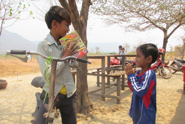 Children Teach Childen