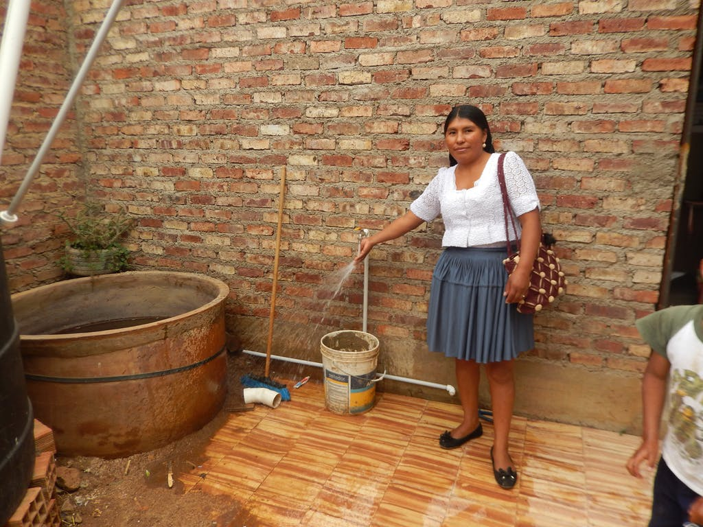 Water as Transformational Development in Bolivia