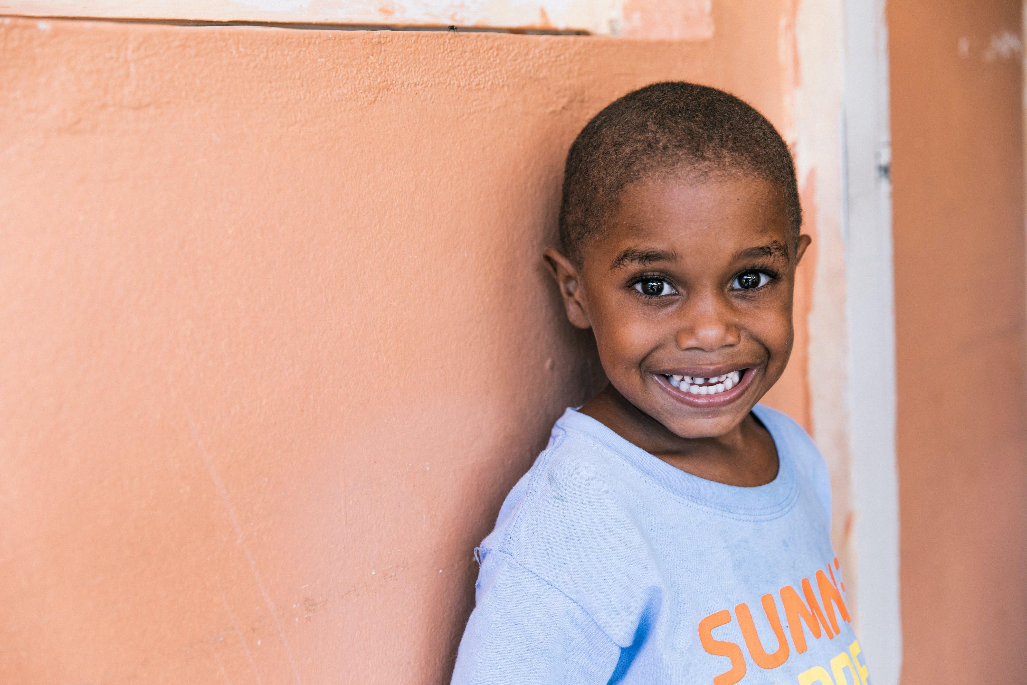 Sponsored child in the Dominican Republic
