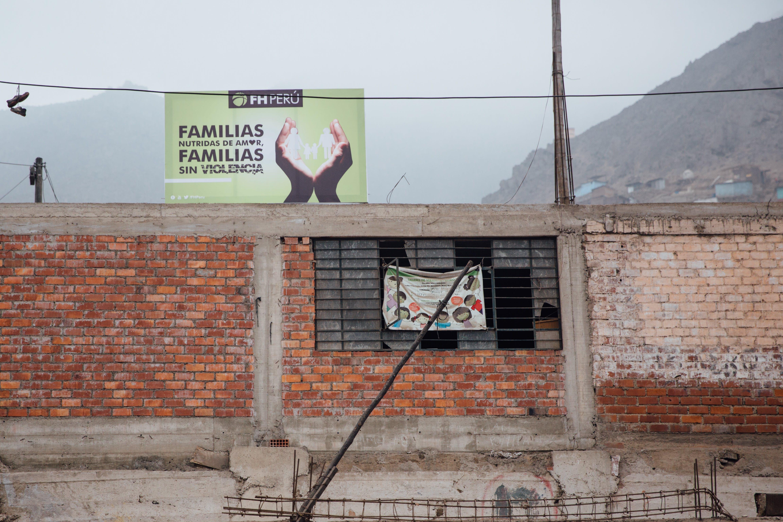 Peru Family Violence Jesus