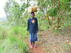 Anitha Is a 12-Year-Old Girl in Burundi