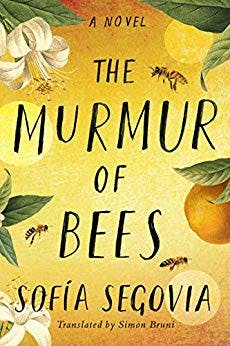 international literature the murmur of bees
