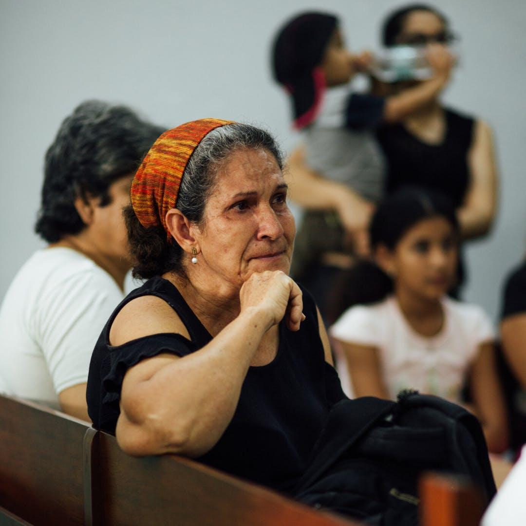 Mother leaders in Peru