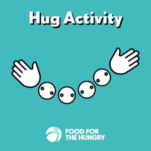 Mail a Hug to Your Sponsored Child - Activities for Child Sponsors
