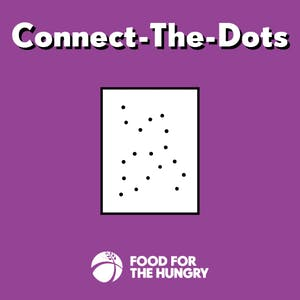 Connect the Dots on Three Animals from FH Regions - Activities for Child Sponsors