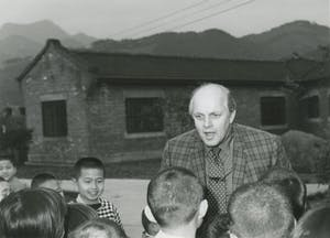 Dr. Larry Ward, founder of FH